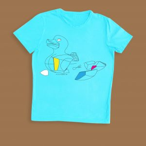 Product_0002_tshirt_desintegrated_duck